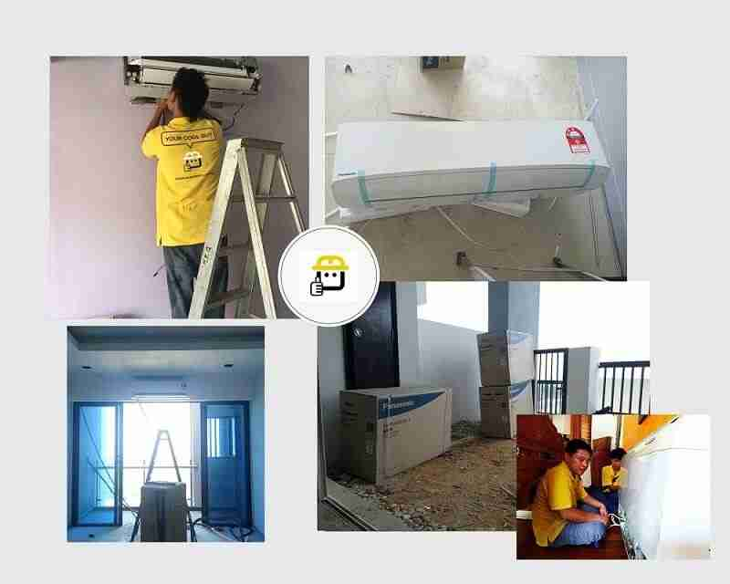 Air Conditioner Installation by Acontech
