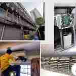 aircond service maintenance repair